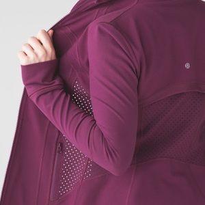 Lululemon exhale define jacket